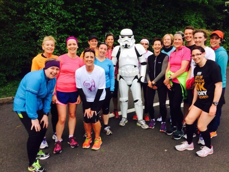 West Hull Ladies Running Club